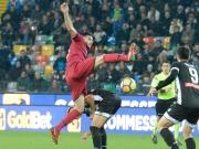 Joao Pedro nutzt Udine-Tiefschlaf - Bizzarri-Rot nach Videobeweis