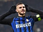 13 Spiele, 13 Tore: Inters Icardi dreht auf