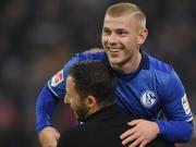 Effektiv und kaltschnäuzig - Schalke ist Zweiter