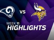 Los Angeles Rams vs. Minnesota Vikings