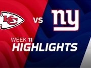 Kansas City Chiefs vs. New York Giants