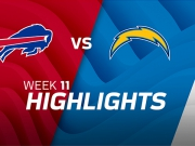 Buffalo Bills vs. Los Angeles Chargers
