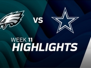Philadelphia Eagles vs. Dallas Cowboys