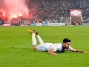 Sanson rettet Marseille in der Nachspielzeit