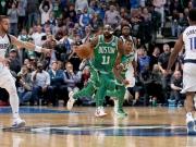 47 Punkte - Überragender Irving dreht auf