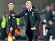 West Ham holt ersten Punkt unter Moyes