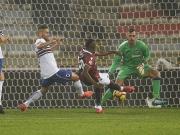 Okwonkwo trifft in Unterzahl gegen Sampdoria