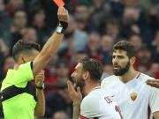 Roma strauchelt, weil de Rossi überführt wird