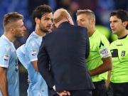 Videobeweis in der Nachspielzeit: Lazio lässt was liegen
