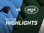 Carolina Panthers vs. New York Jets