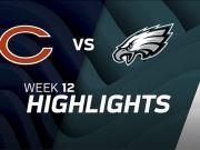 Chicago Bears vs. Philadelphia Eagles