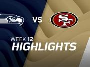 Seattle Seahawks vs. San Francisco 49ers