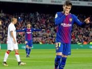 Barca-B zaubert: Fünf Schüsse, fünf Tore