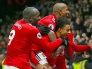 Manchester Uniteds Traumtore in Watford
