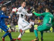 Bei Bale-Comeback: Drittligist ärgert Real im Bernabeu!