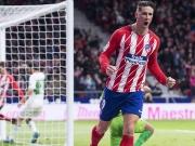 Torres mit Finesse - Atletico zieht weiter