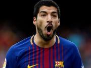 Wieder Schiri-Ärger bei Barca: Suarez-Tor zählt nicht