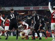 de Gea lässt Arsenal verzweifeln - Rot für Pogba