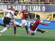Cagliari frech, doch Destro rettet Bologna