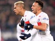 Lyon in der Spur: Mariano Diaz macht es humorlos