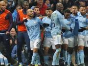 City nicht zu schlagen: Besondere Momente von Gabriel Jesus und Silva