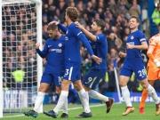 Hazard bringt Chelsea auf Kurs