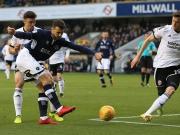 Romeo bringt Millwall nach Brooks' Traumtor zurück