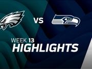 Philadelphia Eagles vs. Seattle Seahawks