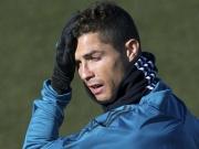 Real steckt im Tief - Ronaldo ungewohnt gehemmt