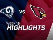 Los Angeles Rams vs. Arizona Cardinals