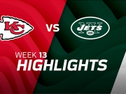 Kansas City Chiefs vs. New York Jets
