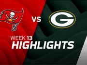 Tampa Bay Buccaneers vs. Green Bay Packers