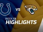 Indianapolis Colts vs. Jacksonville Jaguars