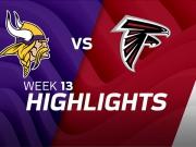 Minnesota Vikings vs. Atlanta Falcons