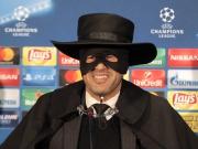 Schachtar feiert Zorro und das Weiterkommen