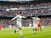 Slapstick und Sahnestücke: Sevilla geht im Bernabeu unter