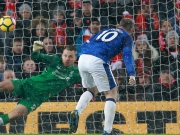 Merseyside-Derby: Salahs Geniestreich & Rooneys Rettung