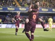 Brutalo-Foul, Abwehr-Schnitzer - Messi & Co. verhindern Niederlage