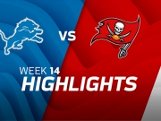 Detroit Lions vs. Tampa Bay Buccaneers
