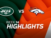 New York Jets vs. Denver Broncos