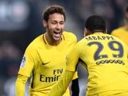 Zwei Tore, zwei Assists! Neymar-Show in Rennes