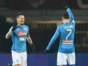 Kurzer Prozess: Hamsik & Co. ballern Napoli zurück auf Rang 1
