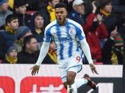 4:1! Kachunga und Quaner bringen Huddersfield auf Kurs