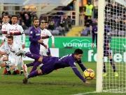 Fiorentina lässt Chance um Chance liegen