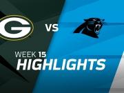 Rodgers-Comeback gegen die Panthers misslingt