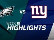 Wentz-Vertreter Foles führt die Eagles zum Sieg über die Giants