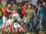 Tollhaus und Traumtore! Bristol wirft United raus