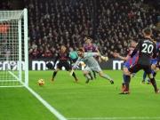 Mustafis Abstauber und Sanchez' Doppelpack zu viel für Crystal Palace