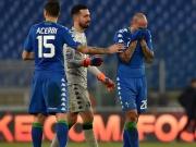 Roma-Remis und Tränen bei Cannavaros Abschied