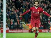 Liverpool trotzt Vardy-Schock: Mané genial, Salah unaufhaltsam